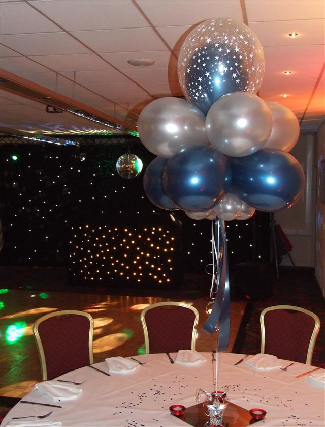 Cloud 9 Table Decorations