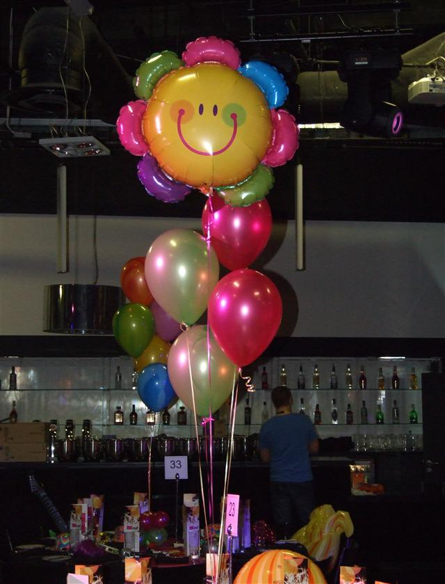 Fun Party Balloons